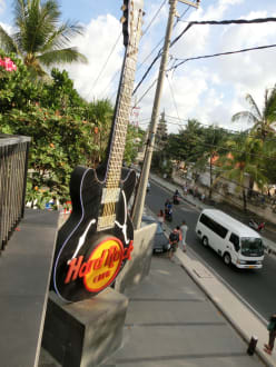 Hard-Rock Cafe,Bali! - Hard-Rock Cafe