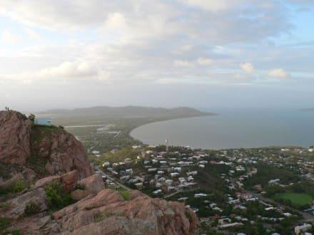 Blick vom Castle Hill View - Castle Hill