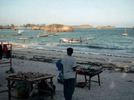 Watamu Bay - Strand Watamu