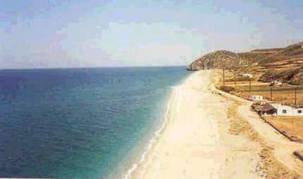 Eine Strand vom Kymi - Kymi & Umgebung