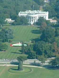 Washington D.C. White House - Weißes Haus / White House