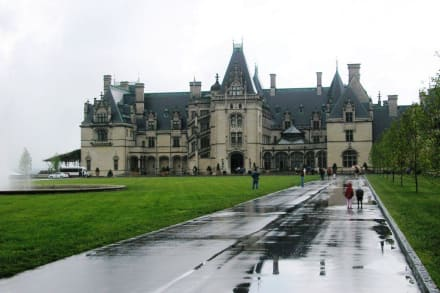 Das Biltmore House, Asheville, North Carolina, USA - Biltmore House
