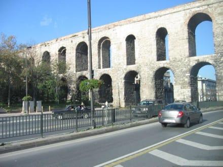 Aquädukt - Valens-Aquädukt Istanbul