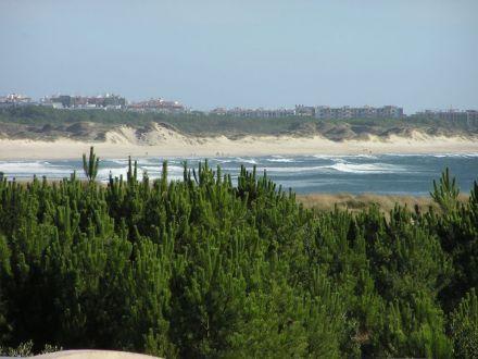 Strand - Bucht von Viana do Castelo