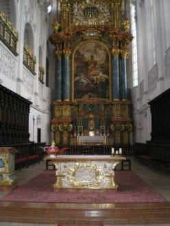St. Georg in Amberg - Barockkirche Sankt Georg