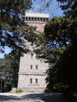 Jubiläums Aussichtswarte - Bad Vöslau