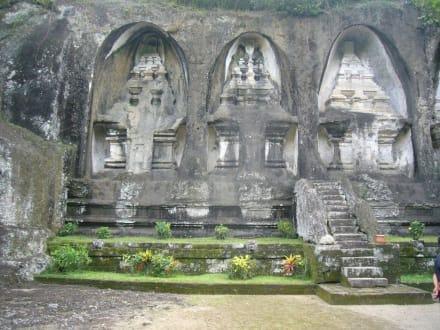 Gunung Kawi - Königsgräber von Gunung Kawi