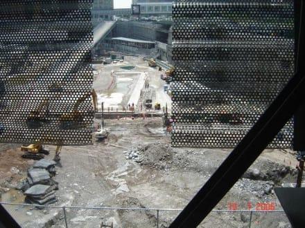 Blick auf Ground Zero - Ground Zero