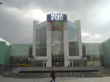 Eingang - Istanbul Cevahir