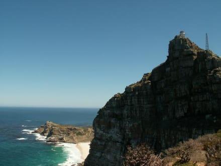 Großer Leuchtturm am Cape Point - Kap der Guten Hoffnung