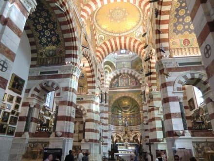 Religious sites (churches, temples, etc.) - Notre Dame de la Garde Church