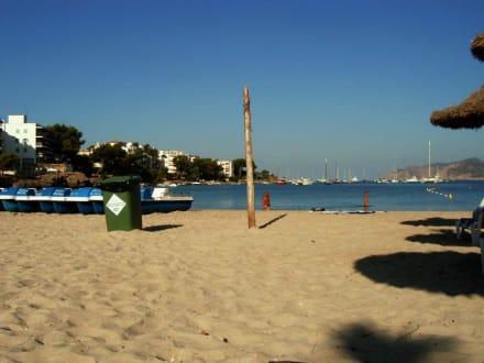 Strand von Santa Ponsa - Strand Santa Ponsa/Ponça