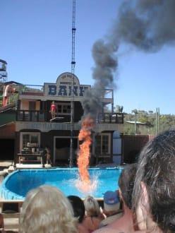 Stuntshow - Western Water Park