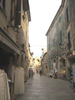 Alcudia - Altstadtgasse - Altstadt Alcudia