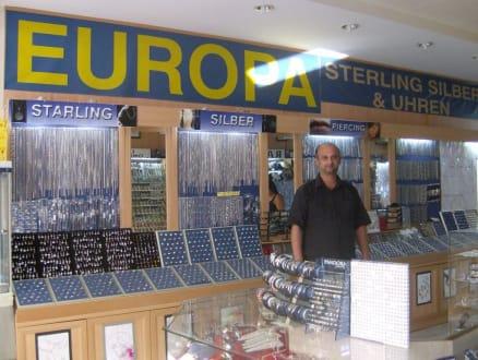 Europa Silber in Kumköy - Europa Silber