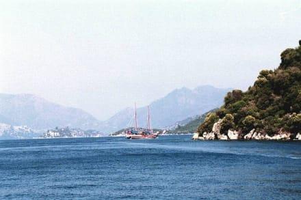 Mit dem Schnellboot nach Rhodos - Speedboot Tour Marmaris-Rhodos