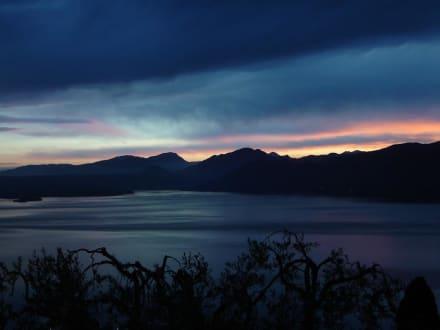 Sonnenuntergang am Gardasee - Gardasee