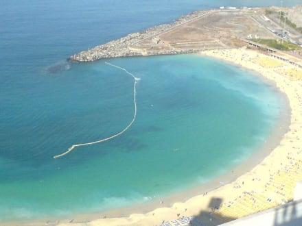Traumhaft! - Strand Playa de Amadores
