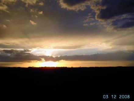 Abendstimmung - Amboseli Nationalpark