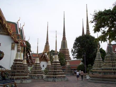 Chedis - Wat Pho