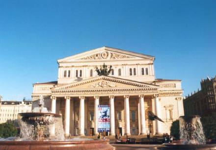 Bolschoi Theater in Moskau - Bolschoi-Theater