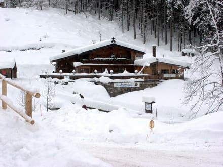 Wildbachhütte - Stümpfling