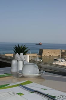 View from Breakfast room -