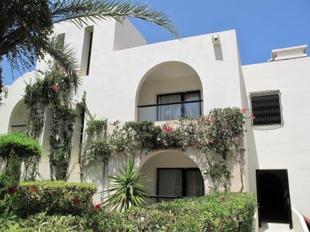 Oben Eckzimmer 2185 - SENTIDO Djerba Beach
