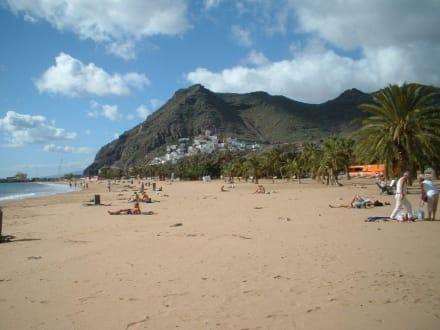 Playa de Las Teresistas - Strand Las Teresitas