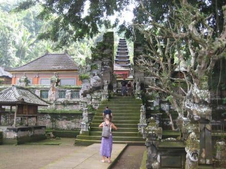 Vorhof  - Tempelanlage Pura Kehen Bangli