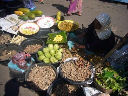 Bazar auf Lombok - Markt