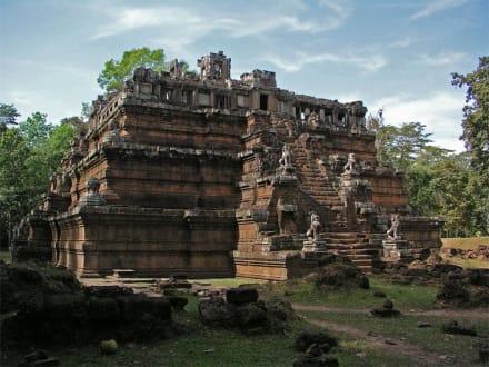 Phimeanakas - Tempel Phimeanakas