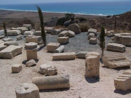 Kourion - Antike Königsstadt Kourion