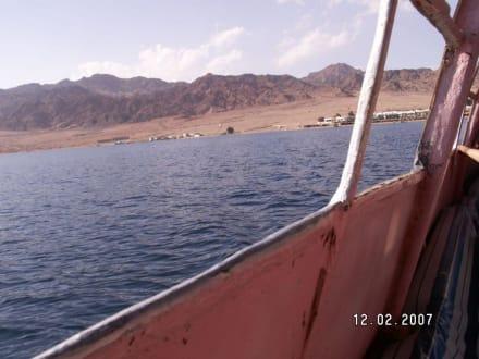 Glasbodenboot - Glasbodenboot Tour Dahab