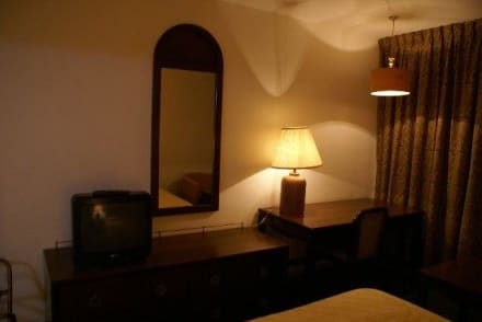 Zimmer - Hotel Petra Palace