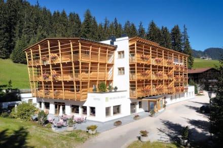 Außenansicht - Hotel Melodia del Bosco