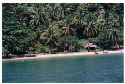 Phuket - Insel vor Phuket  - Similan Islands