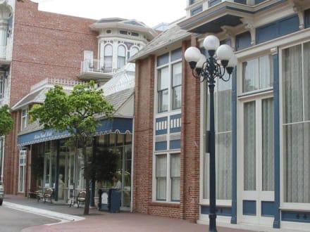 Impressionen vom Gaslamp Quartier - Gaslamp Quarter