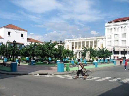 Platz - Altstadt Santiago de Cuba