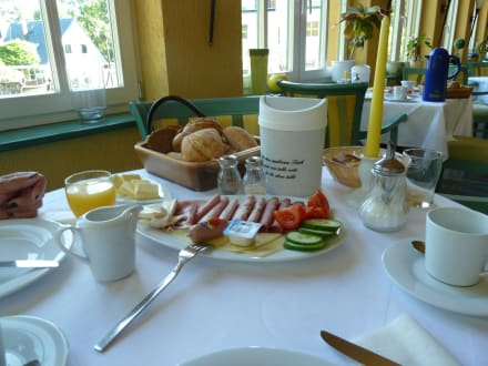 Pension graal müritz mit frühstück