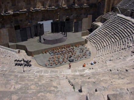Aspendos01 - Theater von Aspendos