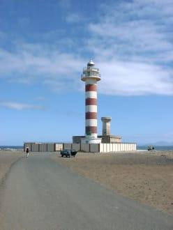 Leuchtturm - Punta de Tostón / Leuchtturm