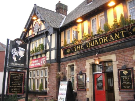 The Quadrant - The Quadrant