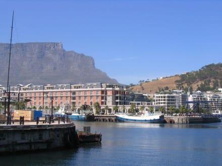 Im Hafengelände - Alfred & Victoria Waterfront