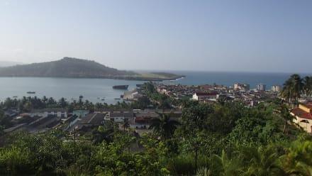 Honigbucht in Baracoa - Altstadt Baracoa