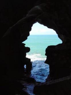 In der Herkulesgrotte - Herkules Grotte