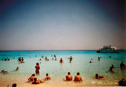 Und nochmal Mahmya - Giftun / Mahmya Inseln