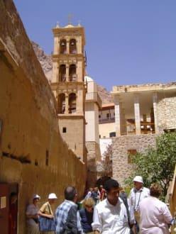 Katharinenkloster_Sinai - Katharinenkloster
