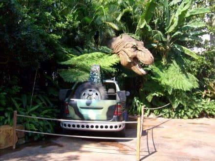 Im Jurasik Park   - Universal's Islands of Adventure