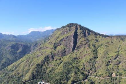 Wanderung Little Adams Peak - Martina & Prasanna's Holiday Tours